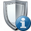 Shield Information Icon 64x64