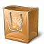 Shopping Bag Empty Icon 64x64