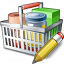 Shopping Basket Edit Icon 64x64
