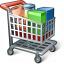 Shopping Cart Icon 64x64
