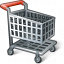 Shopping Cart Empty Icon 64x64