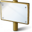 Signboard Empty Icon 64x64
