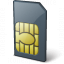Sim Card Icon 64x64