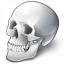 Skull Icon 64x64