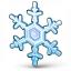 Snowflake Icon 64x64