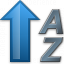 Sort Az Ascending 2 Icon 64x64