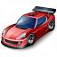 Sports Car Icon 64x64