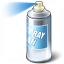 Spraycan Icon 64x64