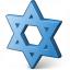 Star Of David Icon 64x64