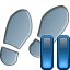 Step Pause Icon 64x64