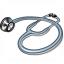 Stethoscope Icon 64x64
