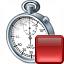 Stopwatch Stop Icon 64x64