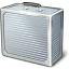 Suitcase Icon 64x64