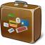 Suitcase 2 Icon 64x64