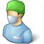 Surgeon Icon 64x64