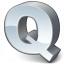 Symbol Q Icon 64x64