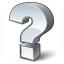 Symbol Questionmark Icon 64x64