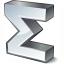 Symbol Sum Icon 64x64