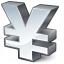 Symbol Yen Icon 64x64