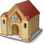 Synagogue Icon 64x64