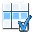 Table Row Preferences Icon 64x64