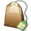 Tea Bag Icon 64x64