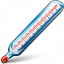 Thermometer 2 Icon 64x64