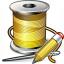Thread Edit Icon 64x64
