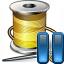 Thread Pause Icon 64x64