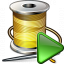 Thread Run Icon 64x64