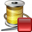 Thread Stop Icon 64x64