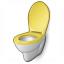 Toilet Icon 64x64