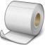 Toilet Paper Icon 64x64