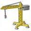 Tower Crane Icon 64x64