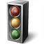 Trafficlight Off Icon 64x64