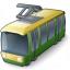 Tram Icon 64x64