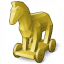 Trojan Horse Icon 64x64