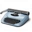 Typewriter Icon 64x64