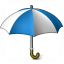 Umbrella Open Icon 64x64