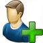 User Add Icon 64x64