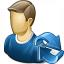User Refresh Icon 64x64