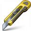 Utility Knife Icon 64x64