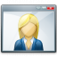 Video Chat Icon 64x64