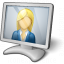 Video Chat 2 Icon 64x64