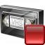 Videotape Stop Icon 64x64