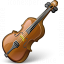 Violin Icon 64x64