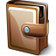 Wallet Closed Icon 64x64