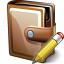 Wallet Closed Edit Icon 64x64