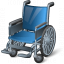 Wheelchair Icon 64x64