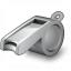 Whistle Icon 64x64